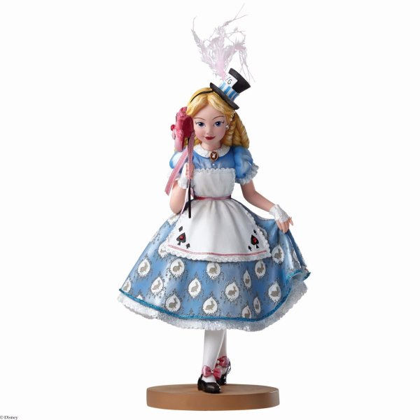 Pour celles qui aiment Alice  et son joli monde.