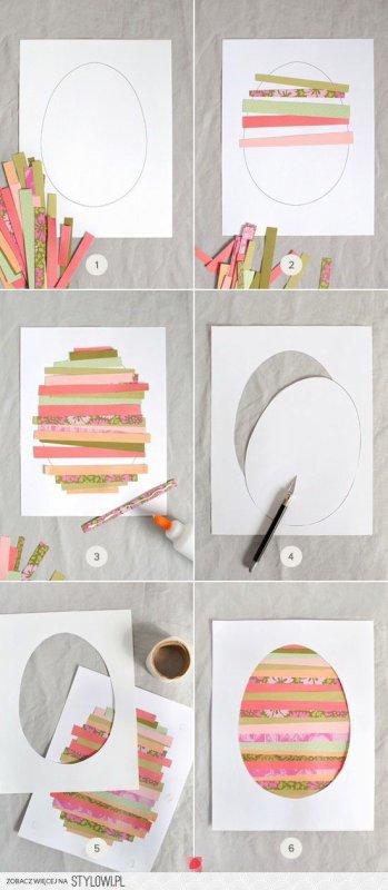 Des idées de bricolage pour les petits et grands sur le thème de Pâques.