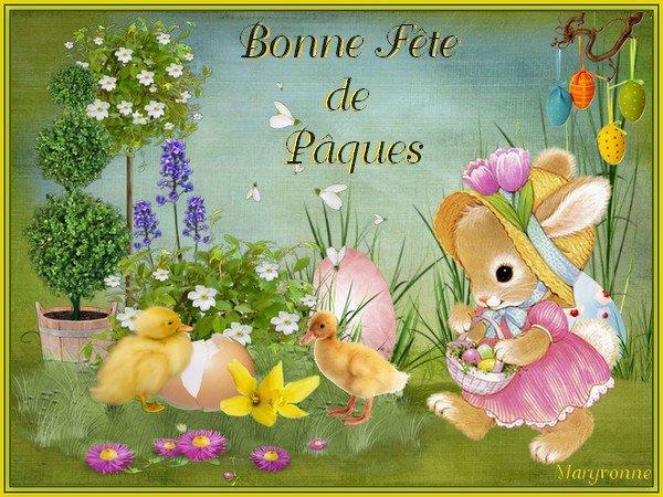 Bonne fête de Pâques les amis et soyez prudents si vous prenez la route.