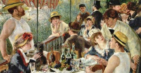 Au temps de Renoir.