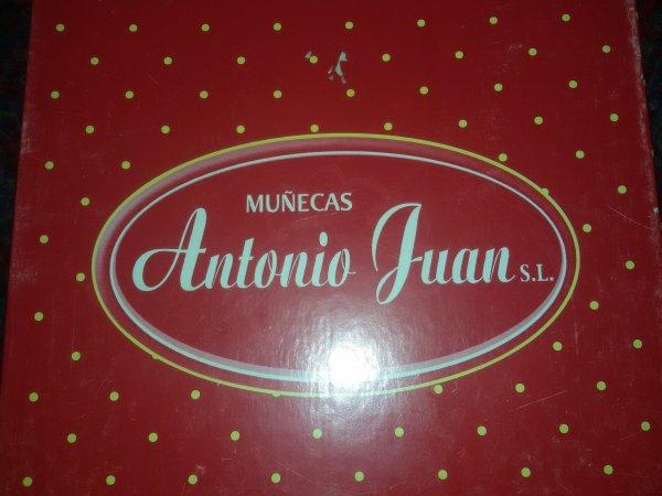 Poupée Antonio Juan
