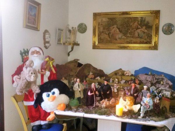 Le père Noel est aussi passé  pour les toutous de la maison.