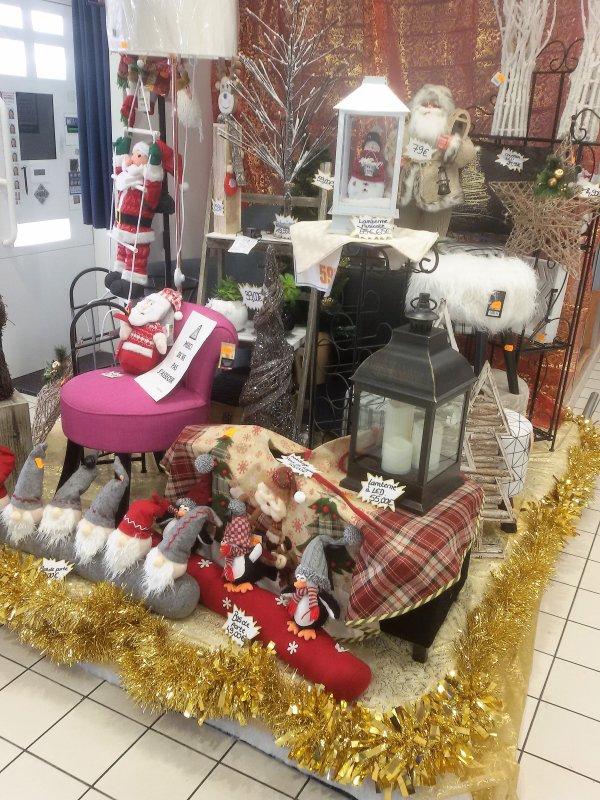 Derniere ligne droite avant la venue du papa Noel avec toute la magie de Noel.