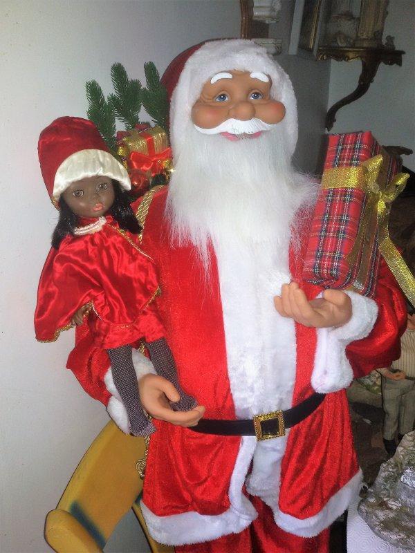 Tant attendue et recherchée mais le père Noel l'a déniché. 3 photos.