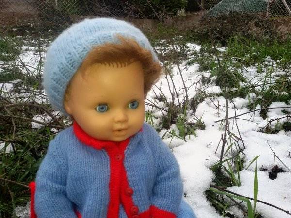 Dernière neige.