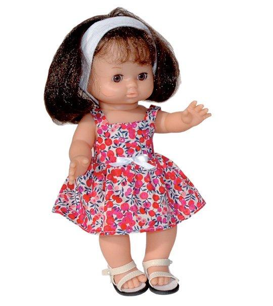 Bien vu,  Claudine, la robe portée par Françoise appartient à  Calinette.