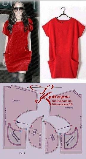 En mode couture.