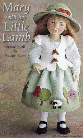 Connaissez-vous les poupées de Maggie Iacono?
