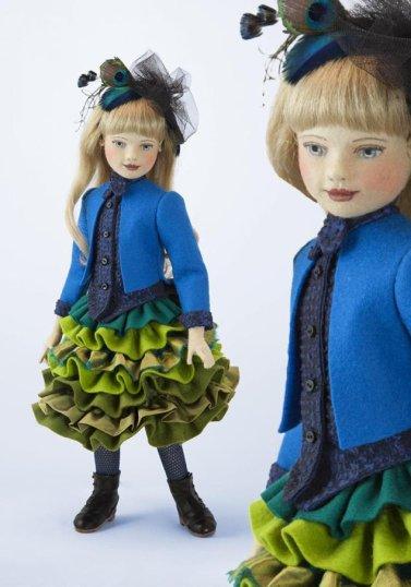 D'autres  poupées de Maggie Iacono.