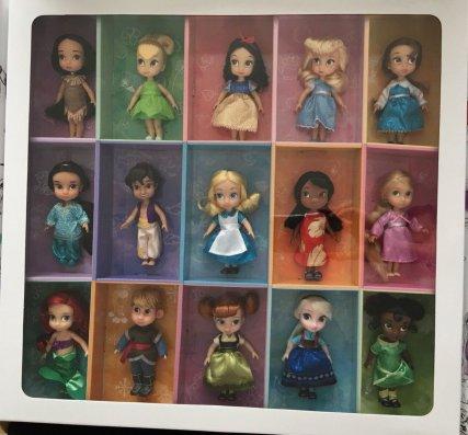 J'aime beaucoup les Disney Animators...