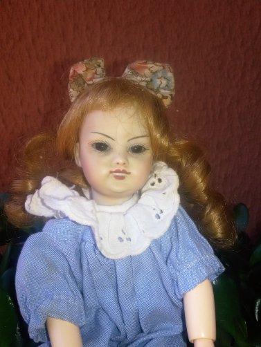 Les poupées  de ma maman, SFBJ, Bleuette et compagnie.