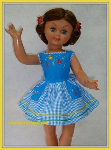 Un site bien documenté principalement sur les poupées espagnoles.