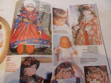 Un  blog sur les poupées, avec de nombreux articles sur les poupées Corolle et pages de catalogues numérisées.