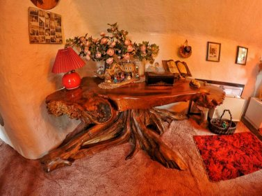Maison Hobbit, la visite continue, j'espère que vous aimez.