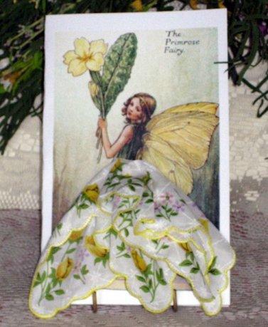 Que faire avec nos anciens mouchoirs fleuris que nous gardons dans l'armoire?