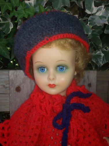 En mode poupée Bella et  d'autres petites choses.