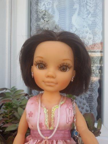 Une copinaute m'a demandé si j'avais des Nancy de Famosa.
