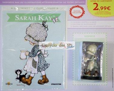 Sarah Kay, bientôt dans nos magasins de journaux.