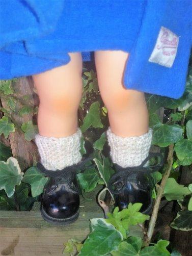 Les chaussettes de l'archiduchesse (Françoise)  sont elles prêtes?