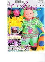 Catalogue pour tricoter et coudre pour nos poupées.