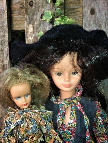 Cathie et Tressy