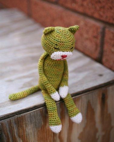 Pour Claude qui aime les amigurumis et toutes celles qui ont envie de crocheter..