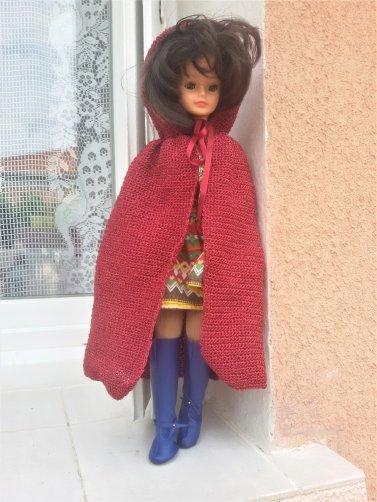 Du crochet pour Cathie de Bella.