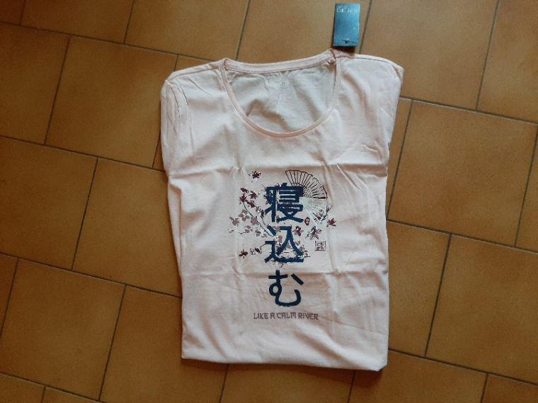 Achat d'un nouveau  tee-shirt