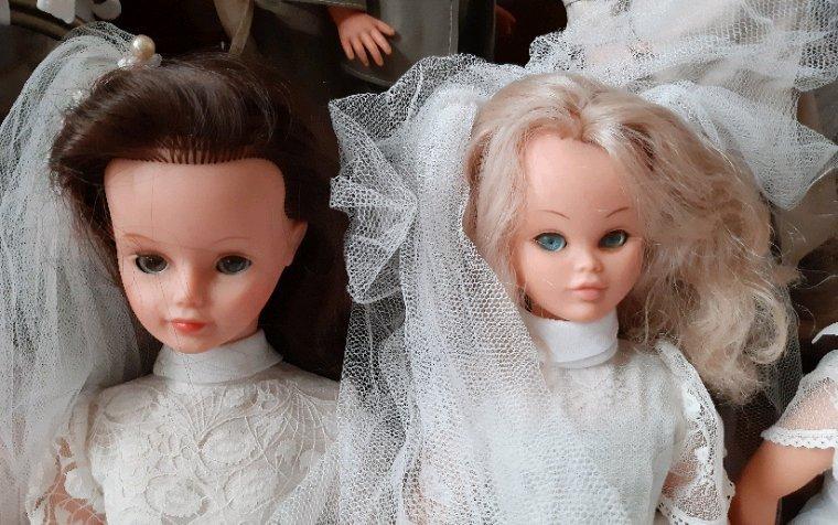 Cathie et Marion.