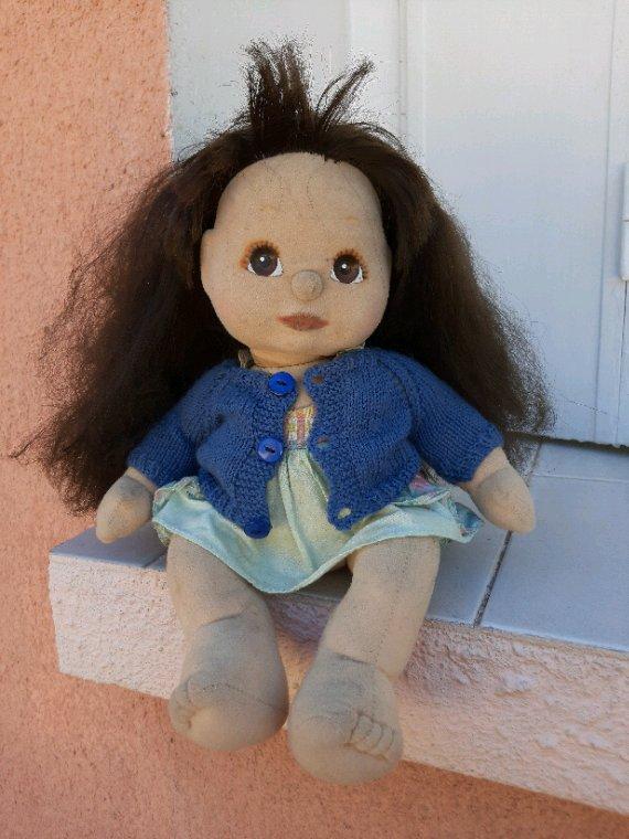 Mon enfant de Mattel.