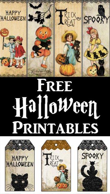Pour ceux qui préparent la fête d'Halloween.