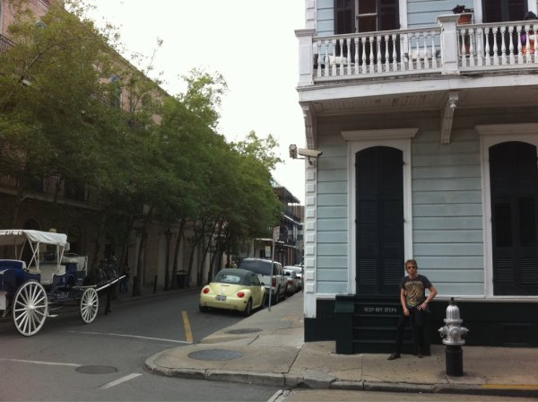 Dom in New Orleans