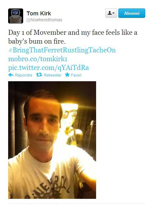 Movember is back !!