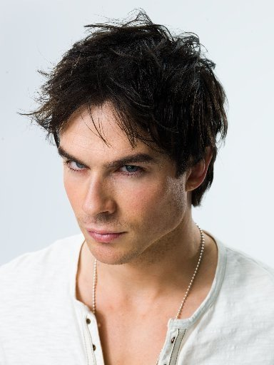 Ian Somerhalder à PARIS