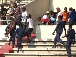 Plus de 15 morts hièr au stade TATA RAPHAEL  hièr dimanche