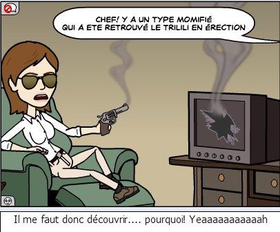 Touthankamon, Fut Momifié Le Penis En Érection!
