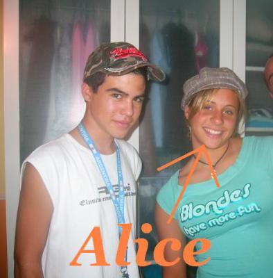 >Alice, Ma Best<