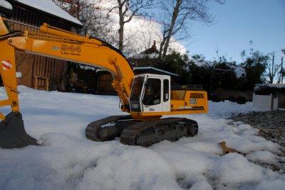 décembre 2010/ 30 cm de neige !
