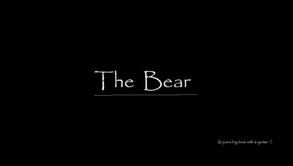 Bye & Take Care / The Bear - Skinny Love (Song by Bon Iver (2012)