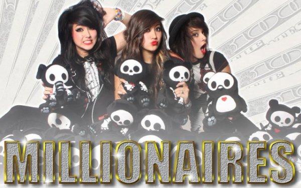 Millionaires!♥