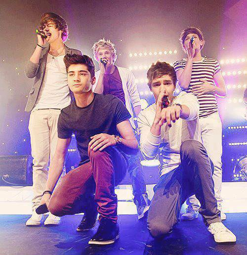 Forever Young ♥ One band, One dream, One Direction ♫