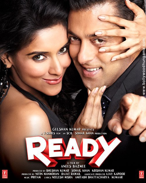 1st poster of Ready