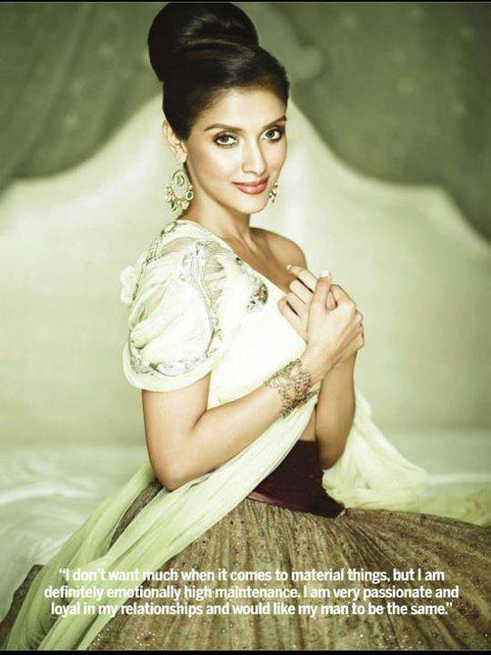 Asin on FEMINA Magazine December 2011
