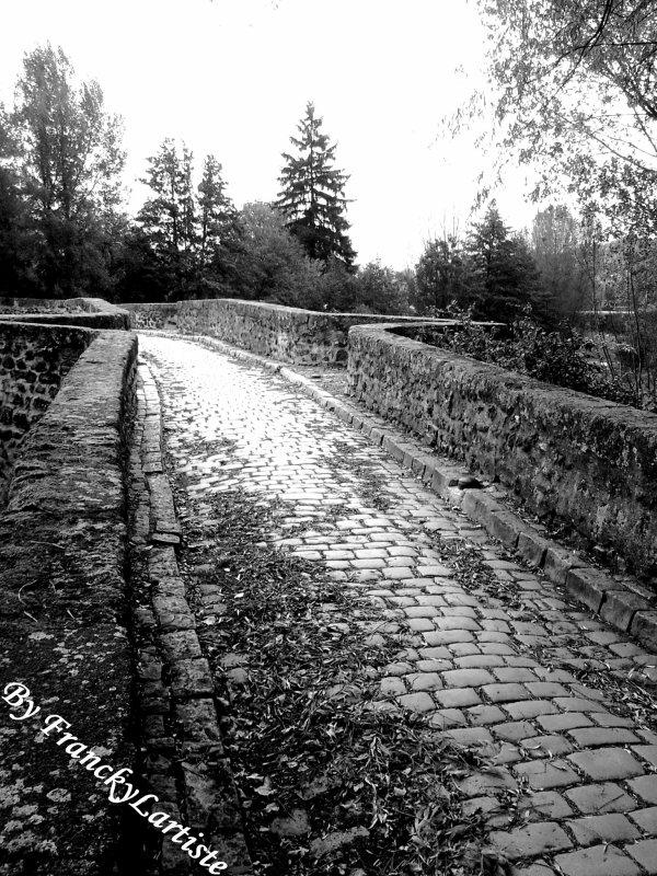 Un pont comme un autre...(Photo prise par moi-même)..