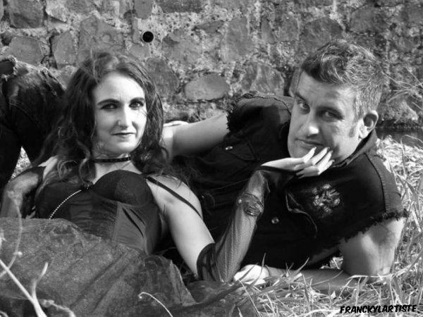 Laura. H et Cédric. M By FranckyLartiste