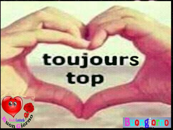 toujours TOP !