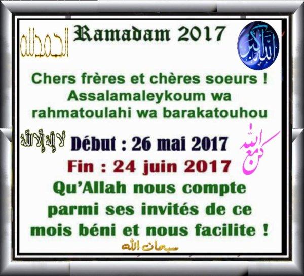 Ramadan KARYM !