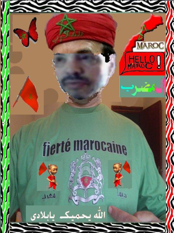 vive le Maroc !