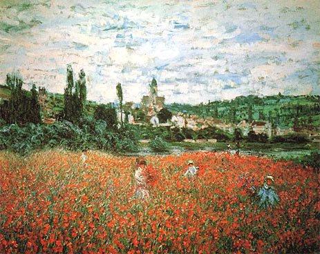 Claude Monet, Vétheuil