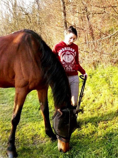 #24. Pas de dos, pas de cheval.